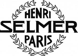logo Selmer noir